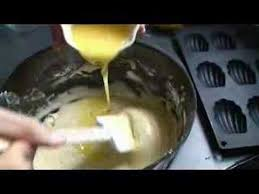 cuisine et recettes recette des madeleines tradition au citron par hervé cuisine