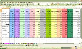 Bookkeeping Spreadsheets For Excel Open To Buy Excel Spreadsheet Spreadsheets