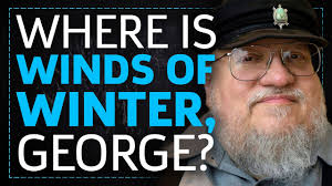 Where Is Winter 12 Things George Rr Martin Has Done Instead Of Finishing The Winds