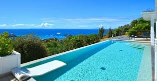 St Barts On Map by Villa Cactus Colombier St Barts By Premium Island Vacations