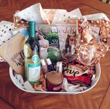 engagement gift baskets engagement gift basket survival kit everything your