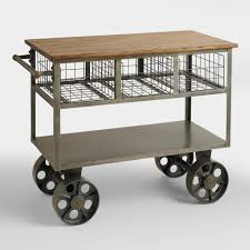 Mobile Kitchen Design Wire Kitchen Cart U2013 Laptoptablets Us