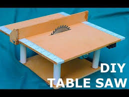 circular saw table saw adapter how to make a mini table saw powered by 12v adapter youtube