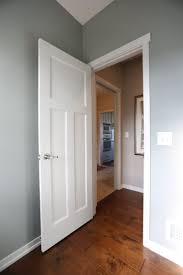 Modern Door Trim Best 25 2 Panel Doors Ideas On Pinterest Diy 2 Panel Doors