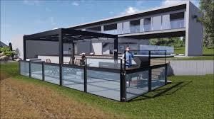 pare vent verre fonctionnement du paravent télescopique habitat air glass