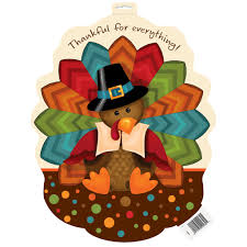 turkey thanksgiving cutout decorations thanksgiving decorations