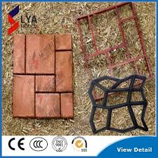 Cobblestone Molds For Sale by Pathmate Random Stone Concrete Walkway Mold Buy Pathmate