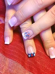 4th of july nail art nails pinterest makeup nail nail and