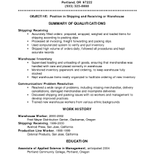 accounting internship resume sample accounts receivable clerk