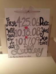 5th anniversary gift ideas for him 5 year anniversary gift on wood my in laws idea i