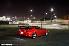 ricer supra endless journey building the ultimate street supra speedhunters