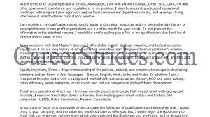 cover letter for strategic planning position images cover letter