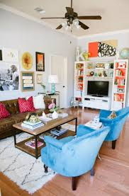 Color Schemes For Living Rooms With Brown Furniture by 25 Best Eclectic Living Room Ideas On Pinterest Dark Blue Walls