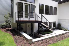 outside stairs design exterior stairs outside stair railing railings exterior stairs stair