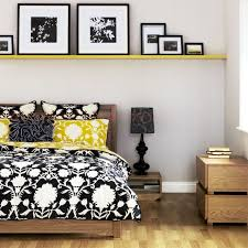 Wood Bed Frame With Shelves Shelf Over Bed Pros And Cons Homesfeed