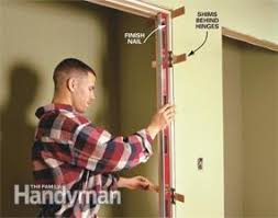 How To Install A Pantry Cabinet How To Build A Wall To Wall Closet Family Handyman