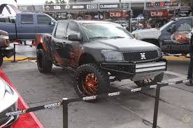nissan titan off road sema 2015 the asiatic contingent top 10 show vehicles from