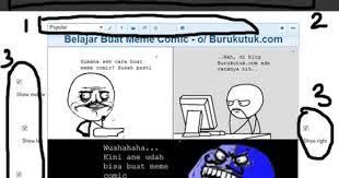 Cara Buat Meme - cara membuat meme comic secara online blog informatif