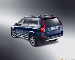 volvo race car volvo ocean race xc70 and xc90 limited edition photos 1 of 8