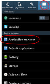 android how to clear cache how do i clear my app s data and cache android