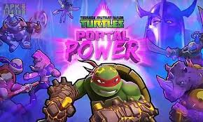 power apk mutant turtles portal power for android free