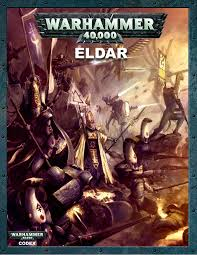new eldar units and codex up for advance orders in some gw stores