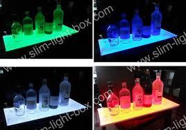 led lighted bar shelves lighted shelves finest white queen headboard with shelves image of