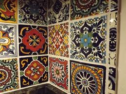 Mexican Tile Kitchen Ideas Tile Backsplash Best Tile Backsplash Bathroom