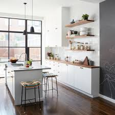 kitchen with white cabinets and wood countertops 75 beautiful kitchen with wood countertops pictures ideas