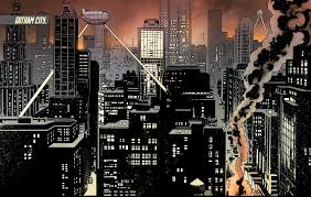 Mob Of The Dead Map Gotham City Batman Wiki Fandom Powered By Wikia