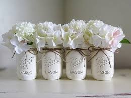jar wedding centerpieces baby shower decorations jar centerpieces rustic home