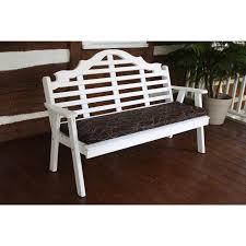 a u0026l furniture sundown agora 45 x 17 seat cushion rocking furniture