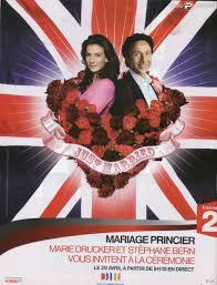 drucker mariage stéphane bern et drucker s affichent en jeunes mariés pour