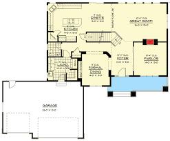 plan 14640rk beautiful craftsman house plan craftsman house