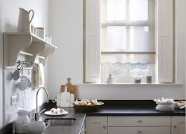 Budget Blinds Roller Shades Kitchen Curtains Kitchen Window Treatments Budget Blinds