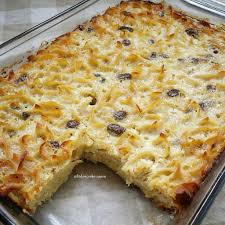 Noodle Kugel Cottage Cheese by Easy Sweet U0026 Savory Noodle Kugel Fit Slowcooker Queen
