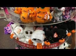 shopping beanie boos halloween