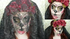 la catrina viuda alegre dia de los muertos facil youtube