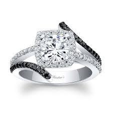 engagement rings cushion cut barkev s cushion cut engagement ring 8005lbk barkev s