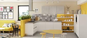 cuisine de couleur cuisine en couleur nos modèles de cuisines colorées aviva