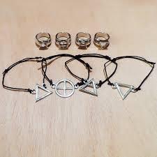 air bracelet earth water air bracelet ring set yayo online store