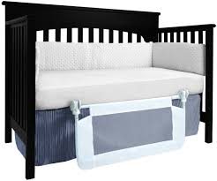 Toddler Bed Rails For Convertible Cribs Convertible Crib Bed Rail For Toddler With Reinforced Anchor