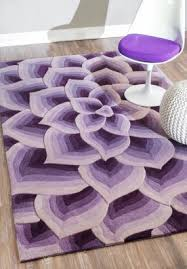 Modern Purple Rug Home Winsome Purple Area Rug 5x7 Attractive Rugs The Home Depot