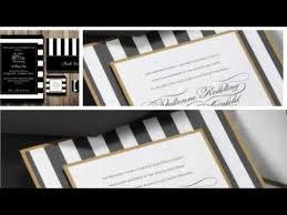 black and white striped wedding invitations black and white striped wedding invitations 2015