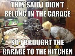 Car Girl Meme - i ve run car parts through my dishwasher guess i m not an average