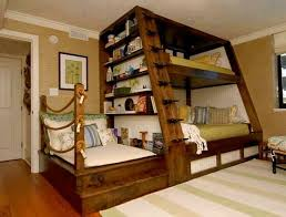 Built In Bunk Bed Plans Bunk Beds Built Into The Wall Full Size Of Bedroom Bedroom Room