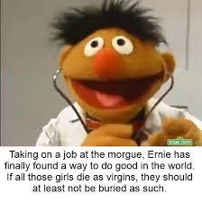 Ernie Meme - bert and ernie meme by mhtaxidermy memedroid