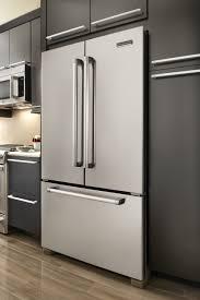 Kitchenaid P by Kitchenaid Kfcp22exmp Pro Line Series 21 8 Cu Ft Counter Depth