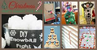 Christmas Party For Kids Ideas - christmas party games