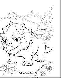 unbelievable printable dinosaur coloring pages with dinosaur train